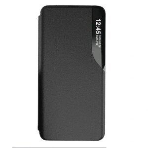 Husa Book Smart View pentru Samsung A72/A72 5G Negru