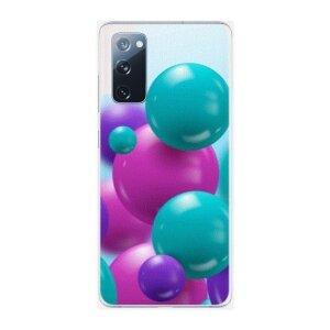 Husa Fashion Mobico pentru Samsung Galaxy S20 FE Bublle