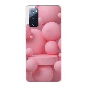 Husa Fashion Mobico pentru Samsung Galaxy S20 FE Pink Bublle