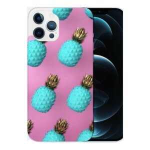 Husa Fashion Mobico pentru iPhone 13 Pro Max The World Of Pineapples