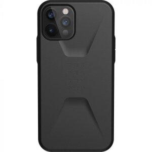 Husa Cover UAG Armor Gear Civilian pentru iPhone 12/12 Pro Black