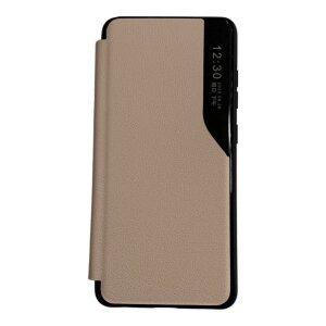 Husa Book Smart View pentru Samsung A52/A52 5G Roz