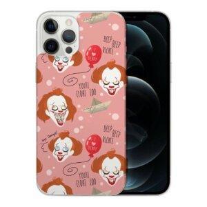 Husa Fashion Mobico pentru iPhone 13 Pro Clown Team