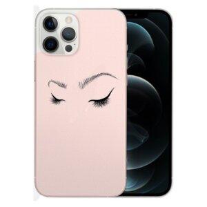 Husa Fashion Mobico pentru iPhone 13 Pro Max Beauty In The Eye