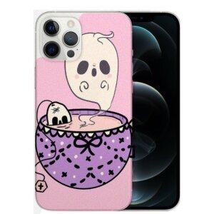 Husa Fashion Mobico pentru iPhone 13 Pro Max Cup Off Tea