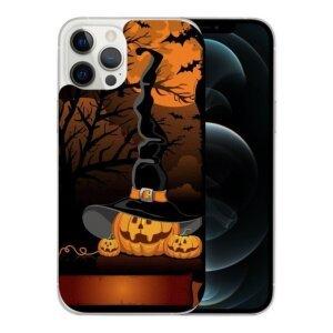 Husa Fashion Mobico pentru iPhone 13 Pro Max Helloween