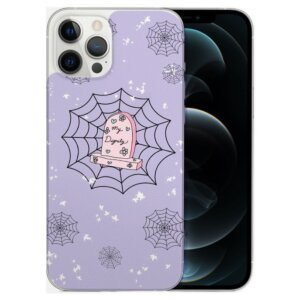 Husa Fashion Mobico pentru iPhone 13 Pro Max Imagins Purple