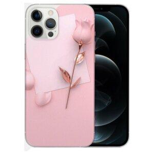 Husa Fashion Mobico pentru iPhone 13 Pro Max Beauty Roses