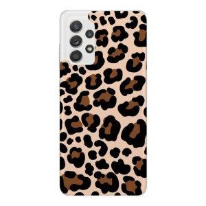 Husa Fashion Mobico pentru Samsung Galaxy A52/A52 5G Animal Print