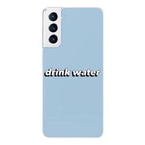 Husa Fashion Mobico pentru Samsung Galaxy S21 Drink Water