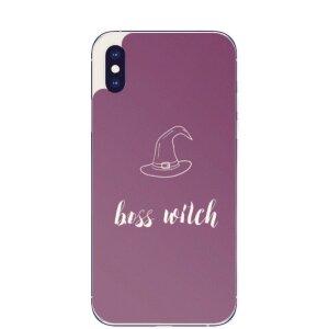 Husa Fashion Mobico pentru iPhone Xs Max Boss Witch