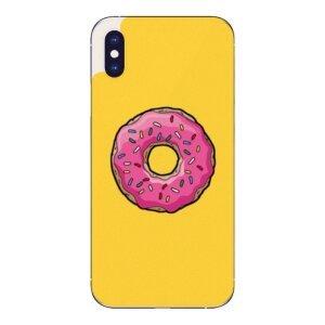 Husa Fashion Mobico pentru iPhone Xs Max Donut