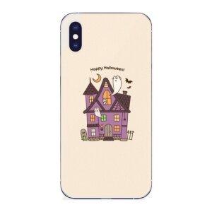 Husa Fashion Mobico pentru iPhone X/Xs Happy Helloween