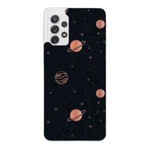 Husa Fashion Mobico pentru Samsung Galaxy A72/A72 5G Stellar Planets