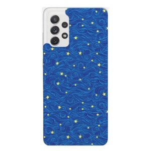 Husa Fashion Mobico pentru Samsung Galaxy A72/A72 5G The Blue