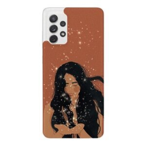 Husa Fashion Mobico pentru Samsung Galaxy A72/A72 5G The Girl