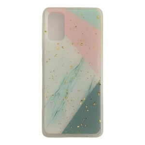Husa Cover Fashion Marble pentru Samsung Galaxy A41 Multicolor