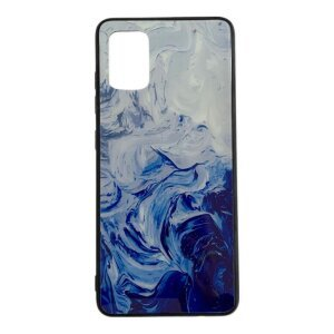 Husa Cover Oglinda pentru Samsung Galaxy A41 Multicolor
