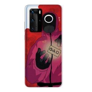 Husa Fashion Mobico pentru Huawei P40 Pro The Game