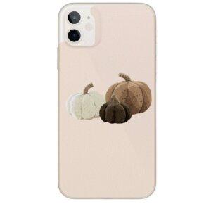 Husa Fashion Mobico pentru iPhone 11 Pumpkins
