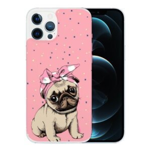 Husa Fashion Mobico pentru iPhone 13 Pro Max Cute Puppy