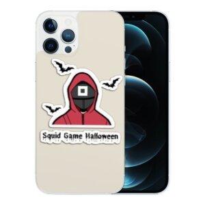Husa Fashion Mobico pentru iPhone 13 Pro Squad Game Helloween