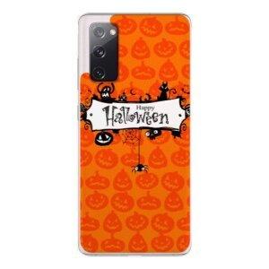 Husa Fashion Mobico pentru Samsung Galaxy S20 FE Happy Helloween