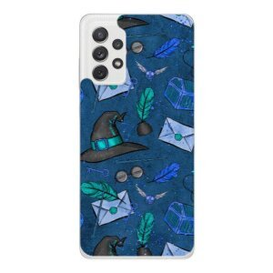 Husa Fashion Mobico pentru Samsung Galaxy A52/A52 5G Letter From The Witch