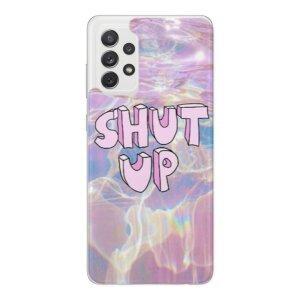 Husa Fashion Mobico pentru Samsung Galaxy A72/A72 5G Shut Up
