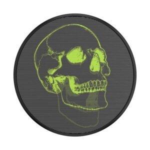 Suport Telefon Popsockets Lenticular Skull