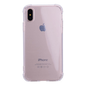 Apple Husa Cover pt. iPhone X/Xs, TPU, Shockproof, Transparent
