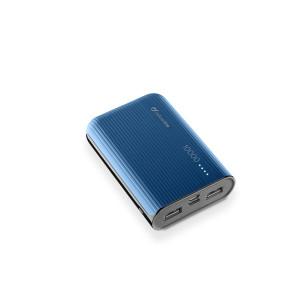 Baterie Externa Cellularline 10000mAh QC 3.0 2xUSB 12W Albastru
