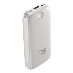 Baterie Externa Cellularline 20000mAh E-Tonic 1xUSB Alb