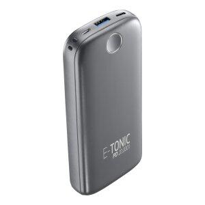 Baterie Externa Cellularline 20000mAH 20000K Negru