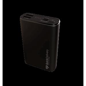 Baterie Externa Ego 10000mAh 1.5A Negru