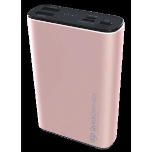 Baterie Externa Ego 10000mAh 1.5A Roz