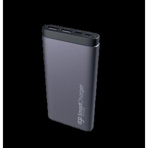 Baterie Externa Ego 10000mAh 2.1A Gri