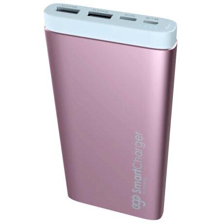 Baterie Externa Ego 10000mAh 2.1A Roz