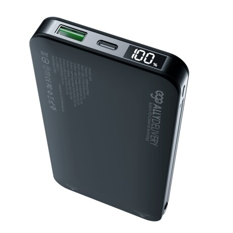 Baterie Externa Ego 10000mAh 22.5W Negru