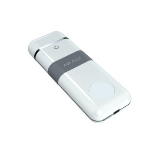 Baterie Externa Ego 10000mAh AirAlly 4in1 cu Incarcare Wireless 10W Alb