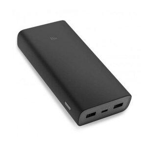 Baterie externa Xiaomi MI 3 PRO 20000 mah, Negru