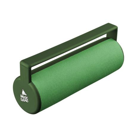 Boxa Bluetooth Cellularline  Dual Driver 6W Verde