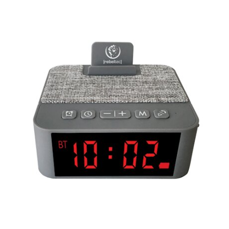 Boxa Bluetooth cu Ceas si Alarma