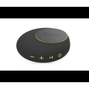 Boxa Bluetooth Goui Sambi G-SPEEKERWIRE4-K cu Incarcare Rapida Wireless 10W si Baterie Externa 4000mAh Negru