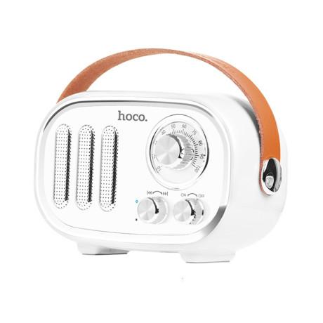Boxa bluetooth Hoco BS16 Alb