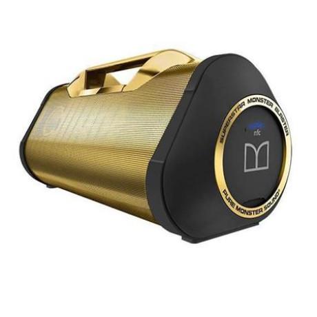 Boxa Bluetooth Monster Boombox Special Edition Auriu
