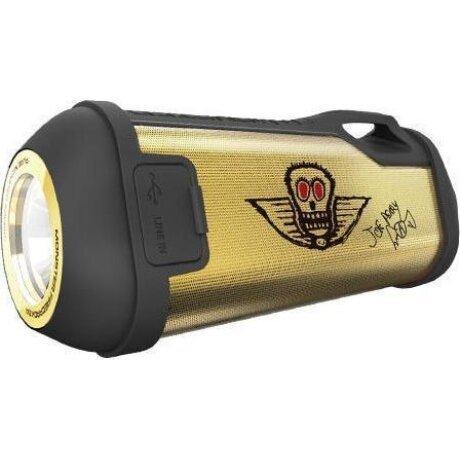 Boxa Bluetooth Monster Firecracker JP100 Special Edition, Auriu
