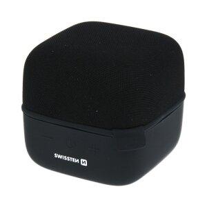 Boxa Bluetooth Swissten Music Cube 10W Negru