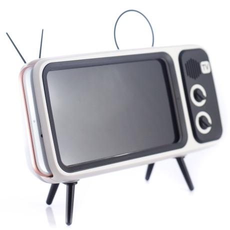 Boxa Bluetooth, TV Alb