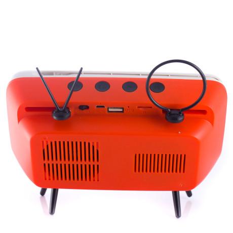Boxa Bluetooth, TV Rosu